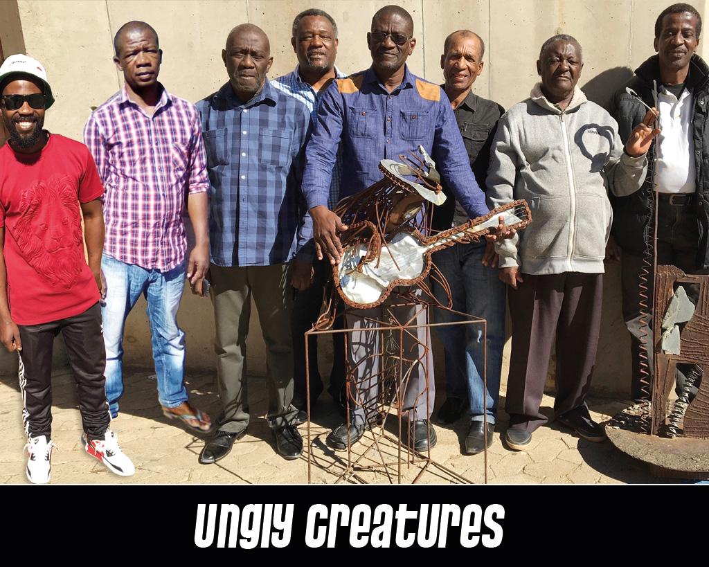 Ungly-creatures